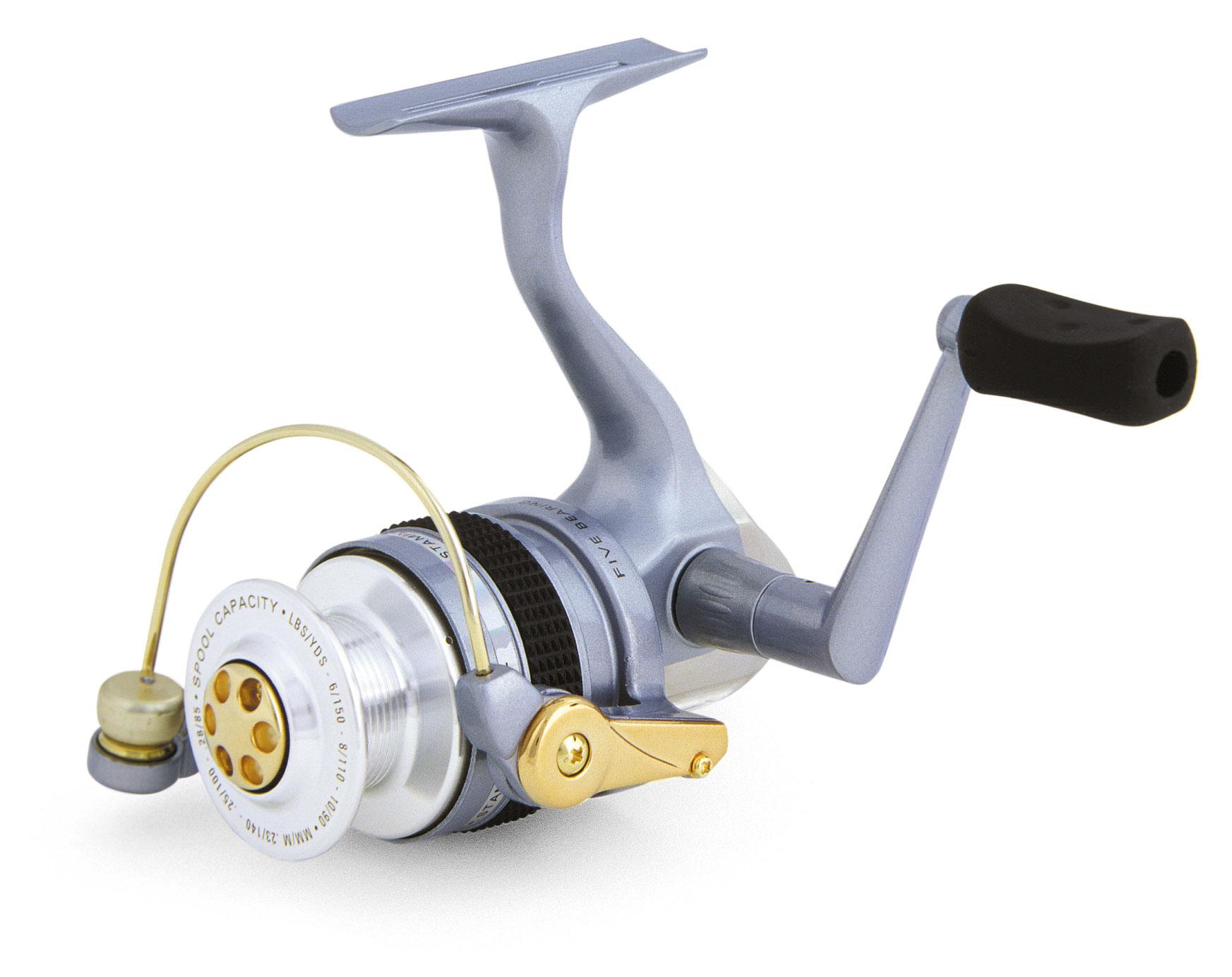 Abu garcia cardinal 600u spinning reel leland upgrade ebay for Abu garcia fishing reels