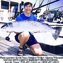 Great Lakes Fishing News & Updates-August/September ,1997